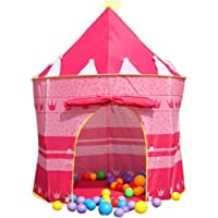 Denny International® Prince Castle Play Tent Indoor Garden Outdoor Indoor Palace Beach Summer Tent C&  sc 1 st  Amazon UK & Amazon.co.uk: Play Tents: Toys u0026 Games