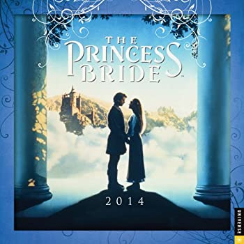 The Princess Bride 2014 Wall Calendar