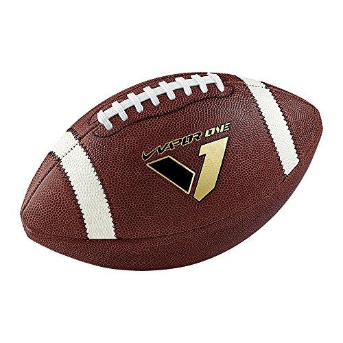 Nike Vapor One Official Senior Ballon de Football Américain en Cuir Taille 9