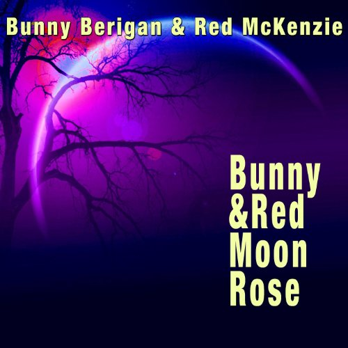 Bunny & Red Moon Rose