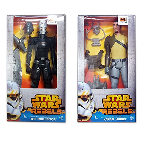 Hasbro Disney Star Wars Rebels A8562 The Inquisitor -