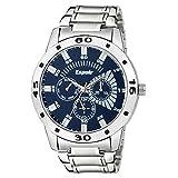 #8: Espoir Blue Dial Working Chronograph Men's Watch - MultiBlue 0507
