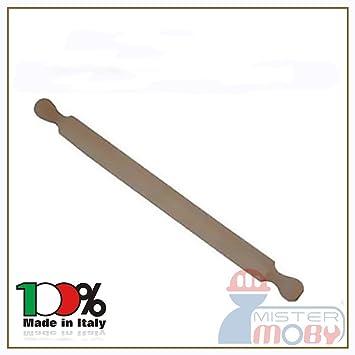 3legno Mattarello Fisso Da 100 Cm Stendi Pasta In Legno Massello ...