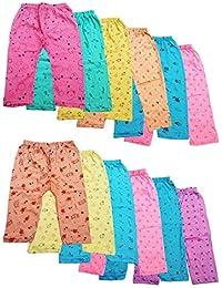 T-CROSS Kids Pajama Track Pant, Joggers, Sportswear and Knighwear for Kids-Baby Boy-Baby Girl (Set of 12)