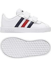 the latest 50d4c e2bea Adidas VL Court 2.0 CMF I, Chaussures de Gymnastique Mixte bébé