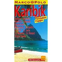 """""""Marco Polo Reiseführer Karibik (Kleine Antillen),"""