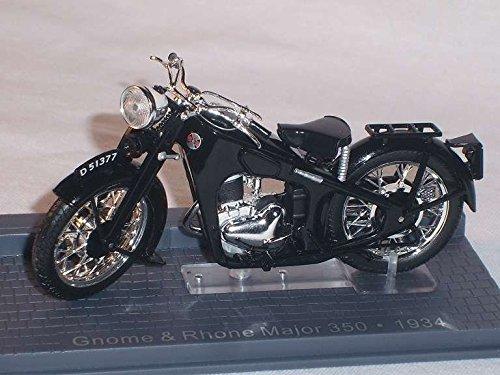 gnome & Rhone Major 350 1934 Schwarz 1/24 Altaya By ixo Modellmotorrad Modell Motorrad SondeRangebot