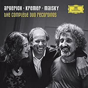 Martha Argerich: The Complete Duo Recordings (Coffret 13 CD)