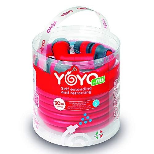 Original Organics YOYO Manguera 30 m | Manguera Extensible | Manguera de jardín | Equipo de riego