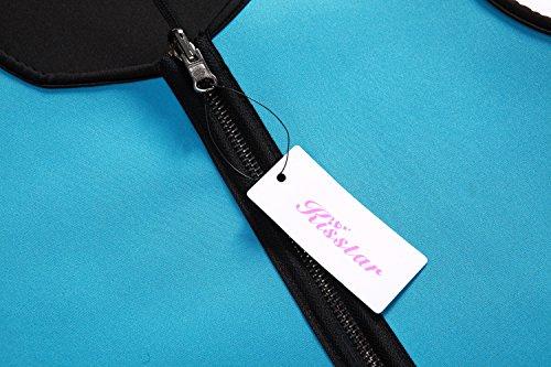 1b4d05951ca Womens Sports Waist Cincher Trainer Girdle Ultra Sweat Fitness Body Shaper  Sport Underbust Corset Shapewear