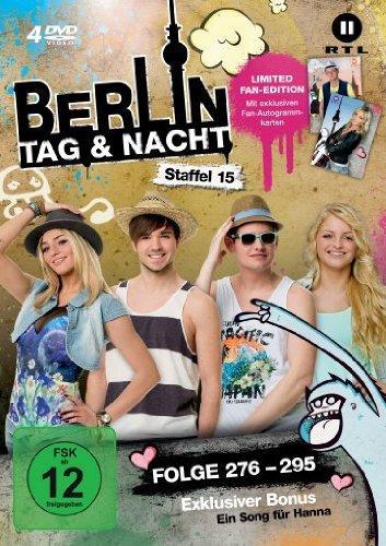 Berlin - Tag & Nacht - Staffel 15 (Folge 276-295) (4 Discs, Limited Edition)