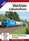 Vectron-Lokomotiven - Siemens-Triebfahrzeuge für Europa [Alemania] [DVD]