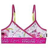 Vingino Hybiscus Mädchen Bra multicolor pink KGN72701 (M/134-140, multicolor pink)