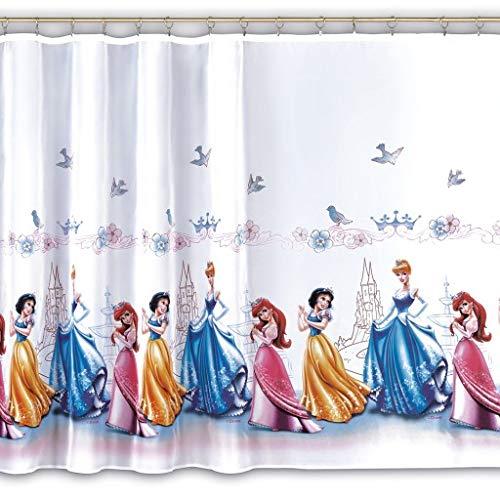 Disney Voile Netz Vorhang princess- Breite 150cm x 150cm