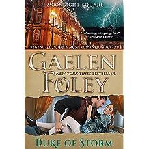 Duke of Storm (Moonlight Square, Book 3) (English Edition)