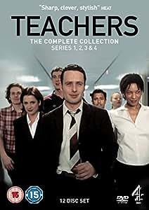 Teachers - Series 1-4 [DVD]