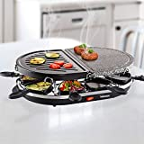 CEXPRESS - Raclette Grill y Piedra Tristar RA2946