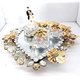 Smart Creations Ring Platter For Wedding/Engagement / Ring Ceremony/Ring Holder/Tray - B07J5V1K2C
