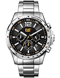 CAT Men's Boston Chronograph Steel Watch AD14311131