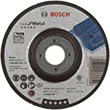 Bosch 2 608 603 533  - Disco de desbaste acodado Best for Metal - A 2430 T BF, 125 mm, 7,0 mm (pack de 1)