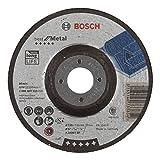 Bosch 2608603533 Meule à ébarber à moyeu déporté best for metal A 2430 T BF 125 mm 7,0 mm