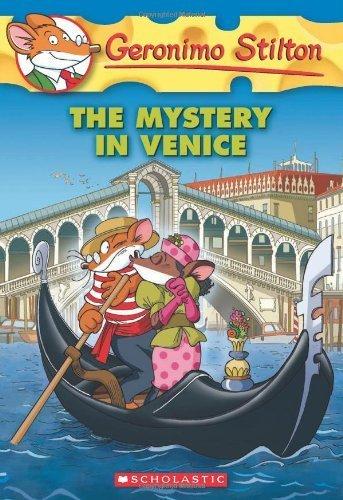 The Mystery in Venice (Geronimo Stilton (Quality)) by Stilton, Geronimo (2012) Paperback