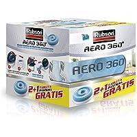 Rubson Recambios para deshumificador Aero 360, pack de 2+1 unidades