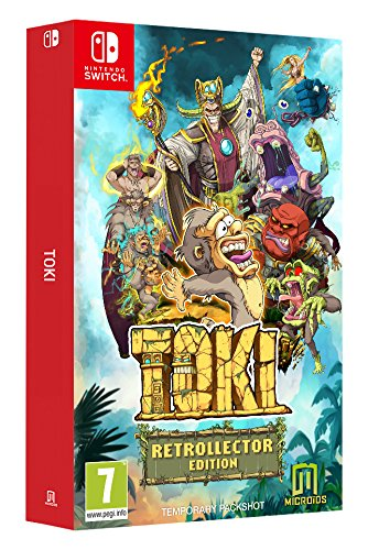Toki Retrocollector Edition