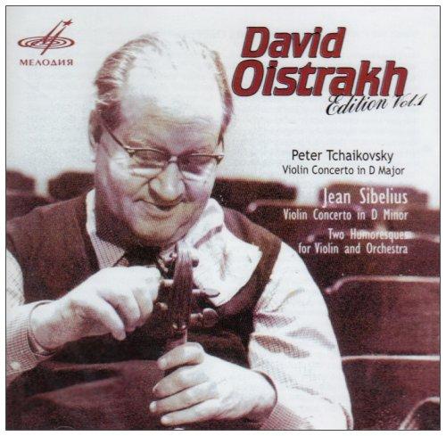 D.Oistrach ed.1:Violinkonzerte (Videos De Ed)
