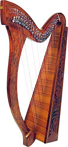 glenluce-celtic-bareagle-29-string-harp-with-24-levers
