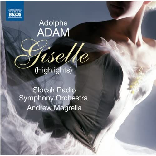 Giselle: Act II: Variation 1: Andante