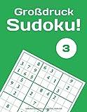 Großdruck Sudoku! 3