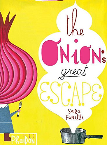 The Onion's Great Escape (Libri per bambini)