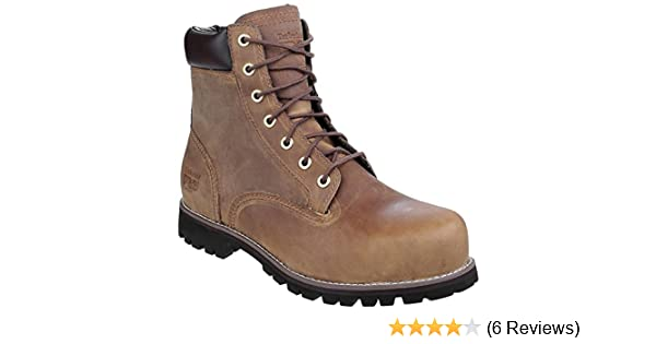 86bc728cd80 Mens Timberland Pro Eagle Gaucho Waterproof Safety Steel Midsole Boot