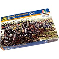 RCECHO® ITALERI Historics 1/72 Napoleonic Wars French Cuirassiers Scale Hobby 6084 T6084 with RCECHO® Full Version Apps Edition