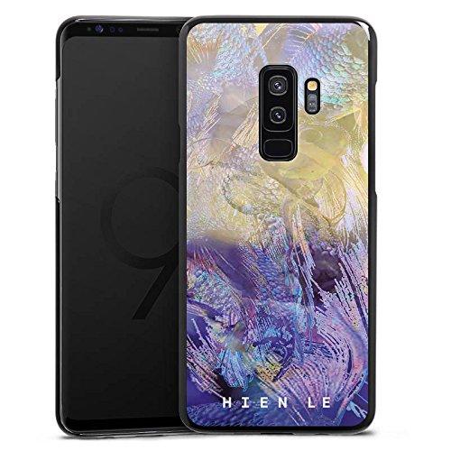 Hülle kompatibel mit Samsung Galaxy S9 Plus Duos Handyhülle Case Hien Le Goldfisch Design -