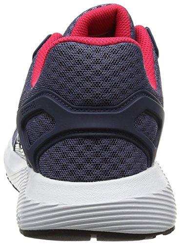 adidas Damen Duramo 8 W Laufschuhe Blau (Super Purple S16/collegiate Navy/ftwr White)