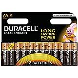 Duracell Plus Power Alkaline Batterien AA (MN1500/LR6) 12 Stück Special Offer Pack