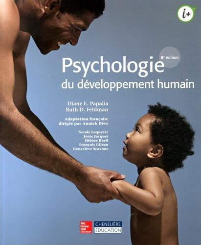 Psychologie du développement humain par Diane Papalia, Ruth Feldman