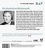 Der Mann ohne Eigenschaften: Ungek?rzte Lesung mit Wolfram Berger (4 mp3-CDs)