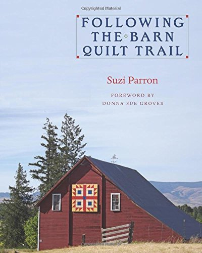 Following the Barn Quilt Trail -