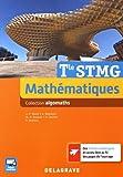 Mathématiques Tle STMG (2017) Manuel élève