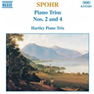 Spohr: Piano Trios Nos. 2 And 4