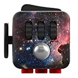 Memore Fidget Cube Toys For Girls & Boys (Starry Sky Space)