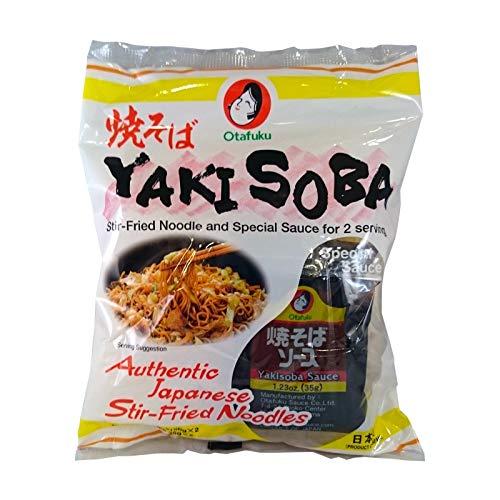 Yakisoba noodle 2 porzioni - 370 gr