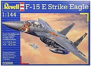 Revell Modellbausatz 03996 F-15E Eagle - Caza a escala 1:144
