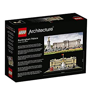 LEGO Architecture 21029 Buckingham Palace Building Set