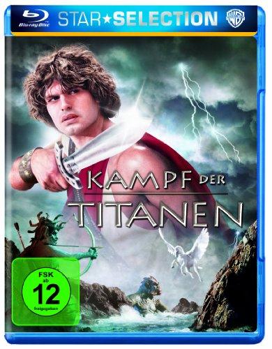 Kampf der Titanen [Blu-ray] -
