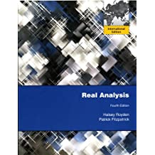 Real Analysis: International Edition