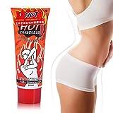Fett Burner Schlankheitscreme Massage Hot Anti-Cellulite Körperpackung Gel Gewichtsverlust 85ml